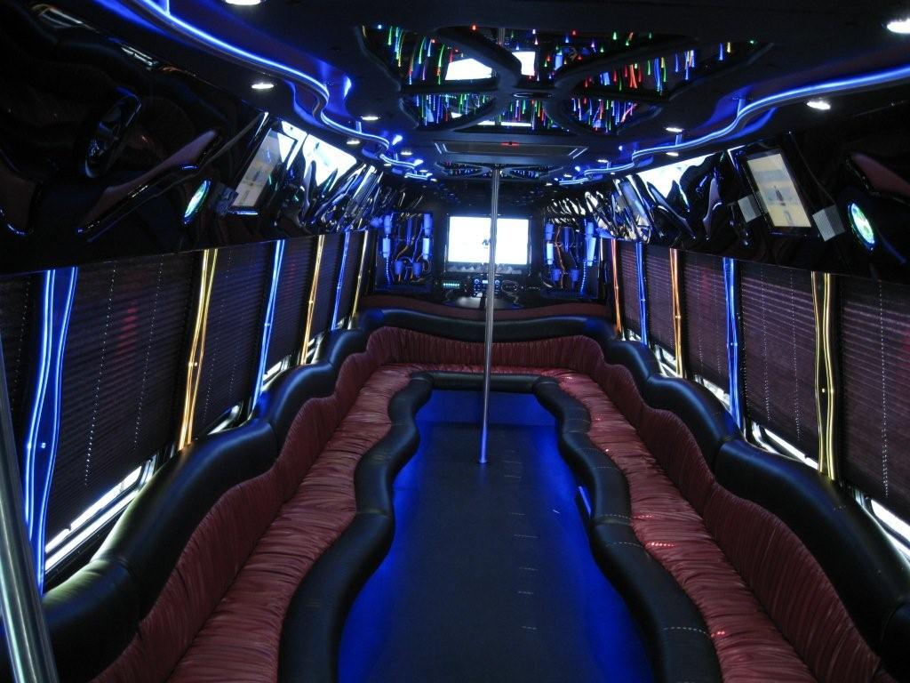45 Passenger | The Party Bus