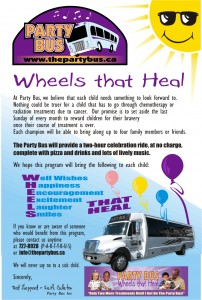 Wheels That Heal Poster